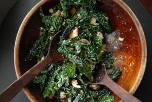 Kale Caesar Sala
